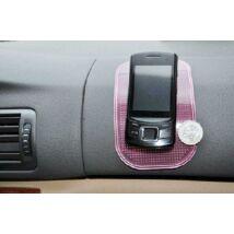 Mágikus, tapadó és csúszásgátló mobiltartó pink