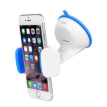 Univerzális, állítható mobiltartó kék/fehér