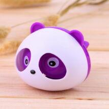Panda dekor illatosító, 2 db, lila