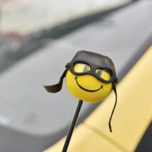 Autó antenna labda-Pilóta sapkás
