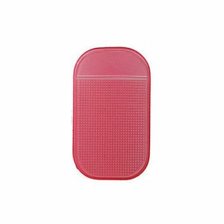 Mágikus, tapadó és csúszásgátló mobiltartó HOT pink