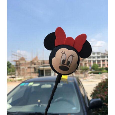 Autó antenna labda-Minnie Mouse