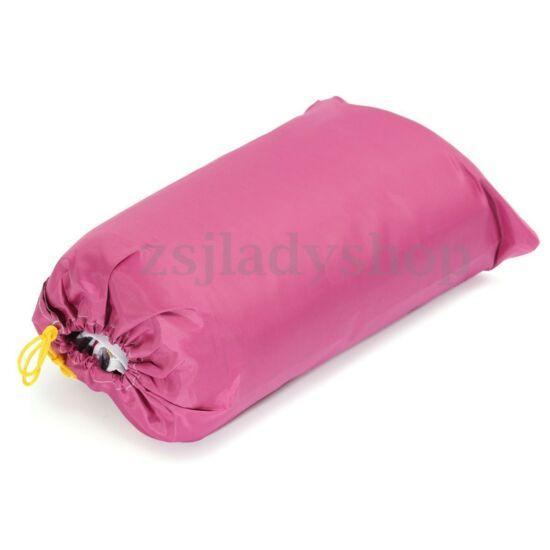Pink szélvédő takaró